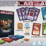 lab wars board game